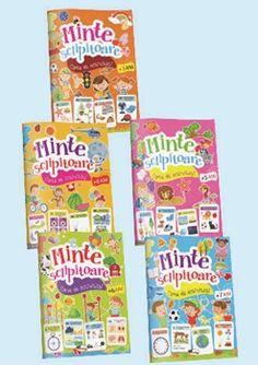 Titluri din categoria Activitati si jocuri - Minte sclipitoare de la Libraria Aramis Snack Recipes, Snacks, Grimm, Pop Tarts, Packaging, Cabinet, Food, Snack Mix Recipes, Clothes Stand