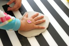 Hand-Shaped Ring Dish ‹ Mama. Papa. Bubba.Mama. Papa. Bubba.