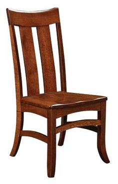 Amish Weaver Woodcraft chair