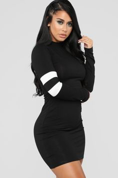 Casual Kind Of Love Hooded Mini Dress - Black Satin Dresses, Blue Dresses, Short Dresses, Sexy Dresses, Stylish Outfits, Fashion Outfits, Nike Outfits, Fall Fashion, Fall Outfits