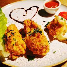Mozzarellasticks | Mozzarellasticks | Kochleben Cauliflower, Vegetables, Recipes, Italian Dressing, Oysters, Head Of Cauliflower, Veggies, Cauliflowers, Veggie Food