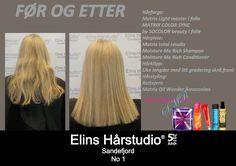 Foliestriper med mørke og lyse hårfarger Long Hair Styles, Beauty, Lily, Madness, Cosmetology, Long Hairstyles, Long Hair Cuts, Long Hairstyle, Long Haircuts