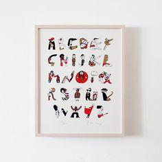 ヘレン・ラング 「Musicalphabet」: アート・オブジェ デザイン家具 インテリア雑貨 - IDEE SHOP Online