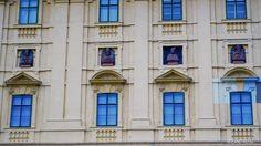 Facade of the Esterhazy Palace, Eisenstadt, Austria Austria, Facade, Photography, Photograph, Fotografie, Facades, Photoshoot, Fotografia