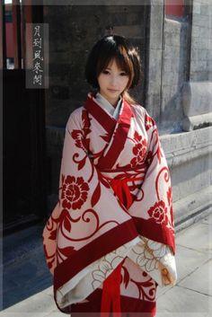 Chinese dress - Hanfu 汉服