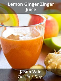 Awaken your digestive system with this incredibly cleansing and active juice.