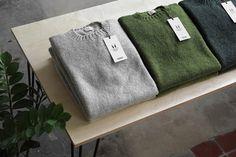 Croft Knitwear by Commission, United Kindom