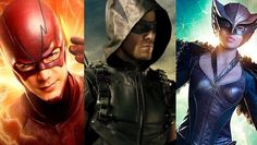 Official Descriptions For 'The Flash' 'Arrow' And 'Legends Of Tomorrow' Winter Premieres