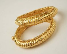 bangles - indian vintage jewellery