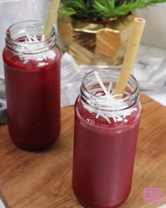 Immunity Boosting Morning Smoothing This is my favorite Wellness Smoothie Recipe. It is loaded with Healthy Juice Recipes, Healthy Juices, Healthy Smoothies, Healthy Drinks, Healthy Snacks, Vegan Recipes, Healthy Eating, Cooking Recipes, Smoothies With Beets