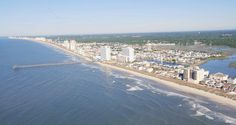 Favorite vacation spot is Myrtle Beach