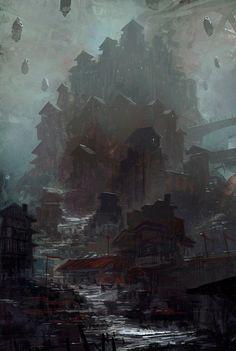 theartofanimation: Feng Zhu