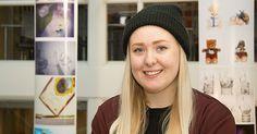 Karen Elise har tidligere studert Grafisk design på Høyskolen Kristiania og ville videreutdanne seg innen Illustrasjon.