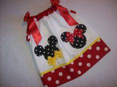 neat idea with both Mickey & Minnie heads