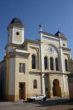 Saaz, Zatec synagogue, Czech Republic Praha, Czech Republic, Monuments, Hungary, Poland, Mansions, Group, House Styles, Places