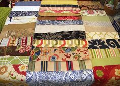 The Anchor Cottage fabric collection 2012,