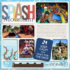 Splash Mountain | Flickr - Photo Sharing!