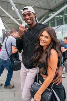 Ovie and India are the most genuine couple but Love Island winners Amber and Greg 'lack sexual chemistry' says body language expert Black Guy White Girl, Black And White Couples, White Girls, Interacial Love, Interacial Couples, Love Island Outfits, Love Island Winner, Classy Couple, Couple Goals Relationships