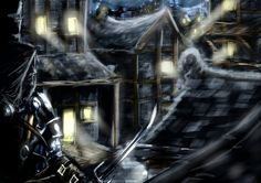 the rope watches Malaz city by ~slaine69 on deviantART