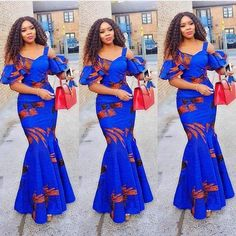 ankara mode Made of quality wax ankara fabric suitable for all types of events can be made in other fabric options contact me for more details all outfits are made to order and can be African Fashion Ankara, Latest African Fashion Dresses, African Dresses For Women, African Print Dresses, African Print Fashion, African Attire, African Wear, African Women, African Style