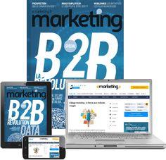 Les marketeurs américains du secteur BtoB considèrent de plus en plus le content marketing comme une tactique efficace et prévoient d'en augmenter la production en 2016.