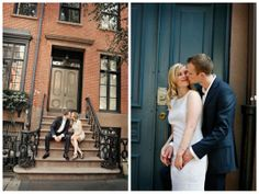 romantic NYC West Village engagement session | photos by http://www.artoflove.com/