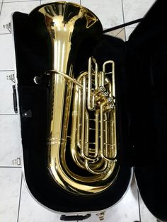 My Tuba Conn 5J