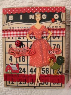 vintage bingo card - Yahoo Search Results Yahoo Image Search Results