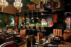 Charlie Bar & Bistro Bali