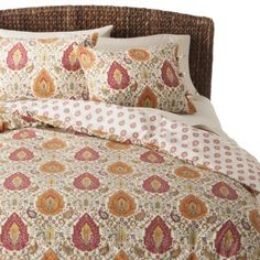 Mudhut™ Kilim Reversible Duvet Cover Set
