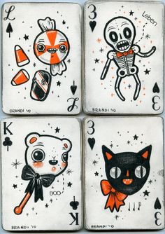 Cards by Brandi Milne