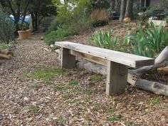 Little did I know that this bench was designed by a famous man, Aldo Leopold.
