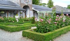 Castle Durrow Gardens