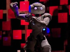 Bruno Maisonnier: Dance, tiny robots! | Talk Video | TED.com