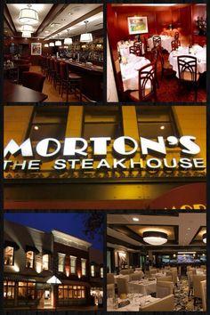 Rock Chick(5) Revenge: Morton's Steakhouse