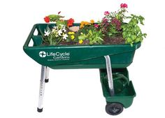 Garden On Wheelz is the first mobile raised bed of it's kind. Designed to allow the less mobile gardener to enjoy all the benefits of gardening with an adjustable height garden that can be moved anywhere. City Landscape, Garden Landscape Design, Garden Landscaping, Benefits Of Gardening, Activity Room, Renewable Sources, Organic Herbs, Garden Spaces, Raised Beds