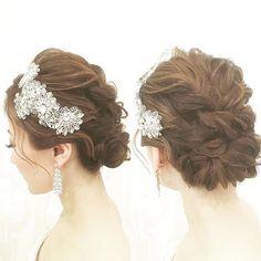 @takamibridal_costume でおしゃれ花嫁に人気のボンネ 個人的に前めつけるの可愛いなって思います 撮影シーンで付ける位置を変えてもイメージが変わって2度楽しめますね #Hawaii #hawaiiwedding #hairstyle #bride #hawaiihairmake #hairaccessories #ハワイ #ハワイウエディング #ハワイヘアメイク #ボンネ #ツイストヘアスタイル #ツイスト #ヘアスタイル #ボブアレンジ #ショートアレンジ #花嫁髪型 #テラスバイザシー #takamibridal #terracebythesea #theterracebythesea