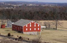 Gettysburg Pennsylvania: major Civil War Battlesite