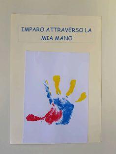 """Imparo attraverso la mia mano di Angela Maria Bonarrigo """"Imparo attraverso la mia mano"""" rappresenta una sintesi riassuntiva di un percorso più ampio dedicato al pregrafismo. L'intero percorso didattico si è basato su una commistione di idee. I metodi coinvolti sono stati: il metodo laboratoriale, conosciuto grazie ai Montessori, Reggio Children, Herve, Art Projects, Improve Yourself, Crafts For Kids, Coding, Math, School"""