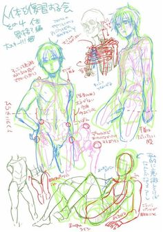тело – 818 фотографий #Anatomytutorial