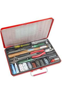Buy #Taparia 1022 Home Tool Kit for Rs.1,770/- Online. #Hometoolkit #DIY #Toolcasa