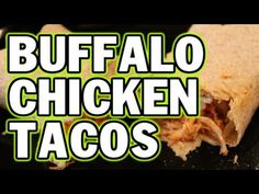 Easy Bodybuilding Buffalo Chicken Tacos
