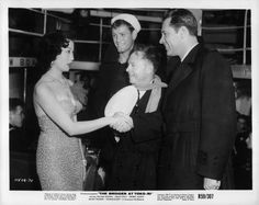 Earl Holliman Movies   Still of William Holden, Mickey Rooney, Keiko Awaji and Earl Holliman ...