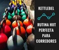 Kettlebell: Rutina HIIT perfecta para corredores | Runfitners