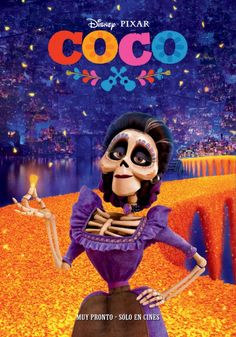 Click to View Extra Large Poster Image for Coco