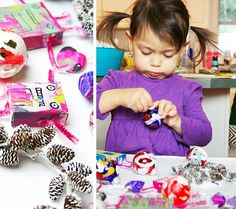 alisaburke: crafting with a kid