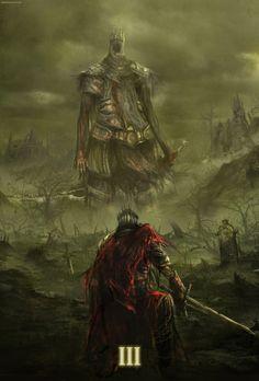 Dark Souls 3 Fan Art Contest Submission, Creditian Istani on ArtStation at https://www.artstation.com/artwork/gVmQZ
