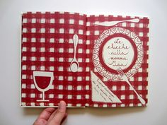 LE CHICCHE DELLA NONNA IDA  A illustrated cookbook that compiles 20 exquisite recipes of my italian grandmother Ida. The book won the 2013 Gourmand Word Cookbook Award price for the Best Italian Cuisine Book edited in Spain.