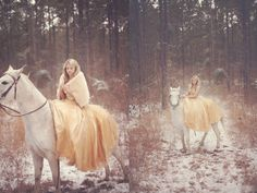 Rachel Leigh Photography | Snowy Whimsical Portrait Session | Women Portraits | Photography Inspiration | Beyond the Wanderlust