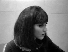 Anna Karina - Alphaville, 1965